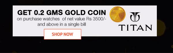 Titan Get 0.2 Gold Coin